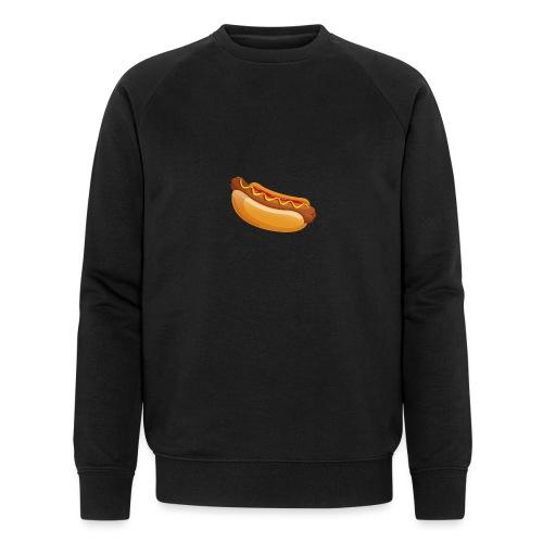 hotdog - Mannen bio sweatshirt