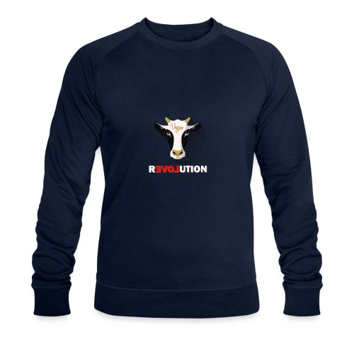 Vegan Revolution - Sweat-shirt bio Stanley & Stella Homme
