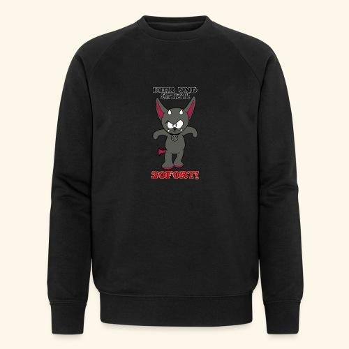 Zwergschlammelfen - Hier und Jetzt, Sofort! - Männer Bio-Sweatshirt von Stanley & Stella