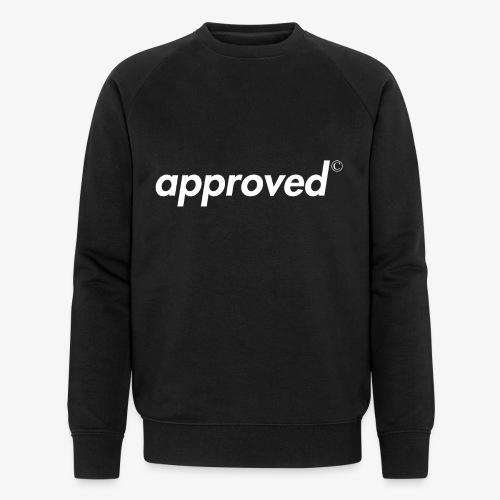 approved © by alphyne - Felpa ecologica da uomo