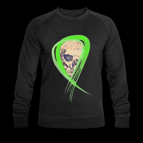 Mental health Awareness - Men's Organic Sweatshirt by Stanley & Stella