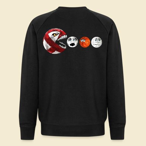 Radball | Cycle Ball RedMan - Männer Bio-Sweatshirt von Stanley & Stella