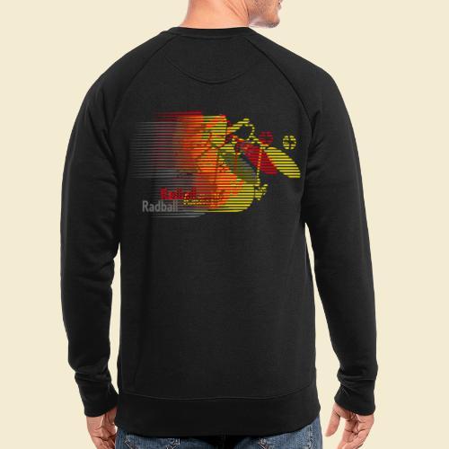 Radball | Earthquake Germany - Männer Bio-Sweatshirt