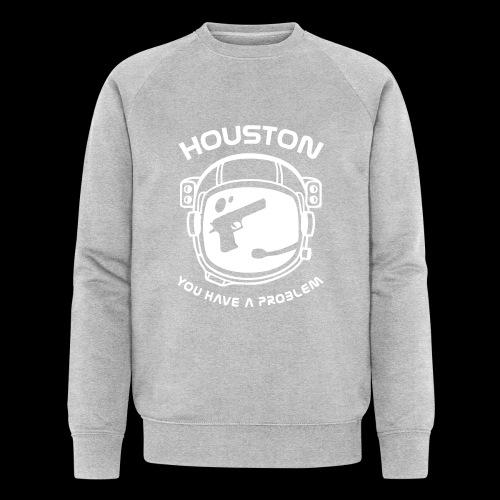 God bless America but... - Men's Organic Sweatshirt