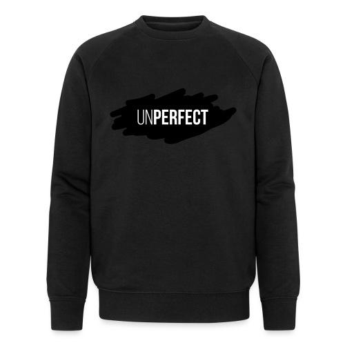 UNPERFECT LOGO 2 - Männer Bio-Sweatshirt