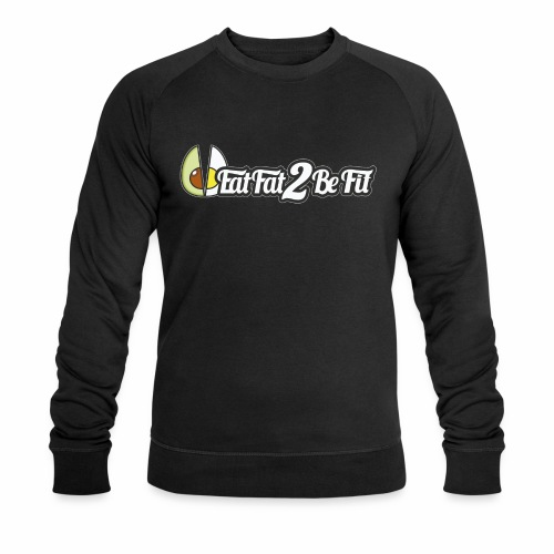 EatFat2BeFit Long - Sweat-shirt bio
