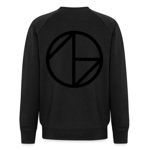 Ghost Nation Logo - Ekologisk sweatshirt herr från Stanley & Stella