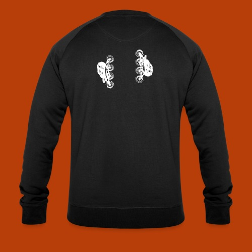 Inline speed skate - Männer Bio-Sweatshirt