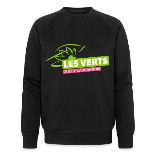 Les Verts OL normal - Sweat-shirt bio Stanley & Stella Homme
