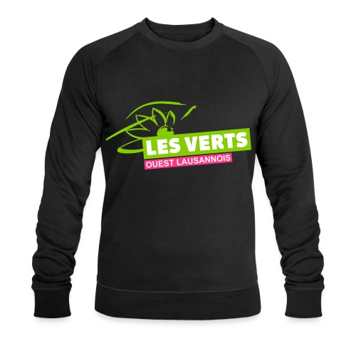 Les Verts OL normal - Sweat-shirt bio