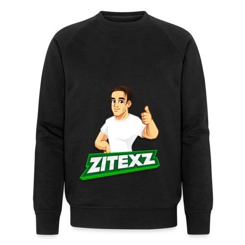ZitexZ Logo - Økologisk Stanley & Stella sweatshirt til herrer