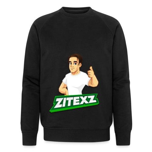 ZitexZ Logo - Men's Organic Sweatshirt