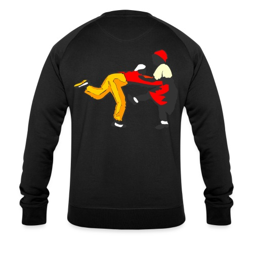 Do The Lindy Hop Back - Ekologisk sweatshirt herr från Stanley & Stella