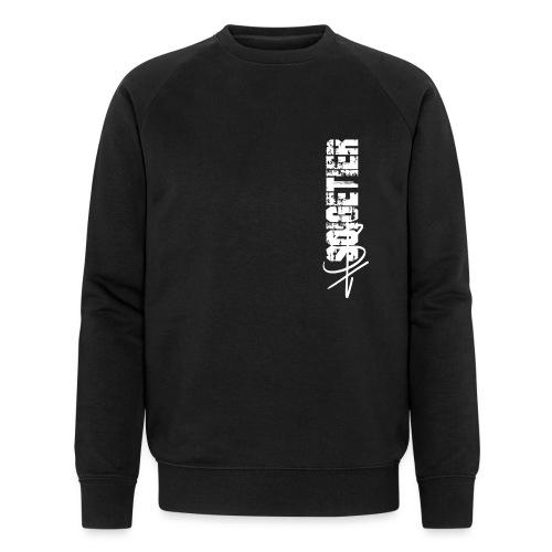 logo st - Männer Bio-Sweatshirt von Stanley & Stella