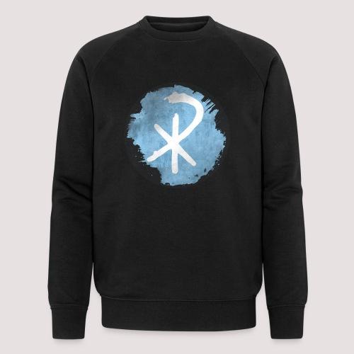 CHI RHO - Männer Bio-Sweatshirt von Stanley & Stella