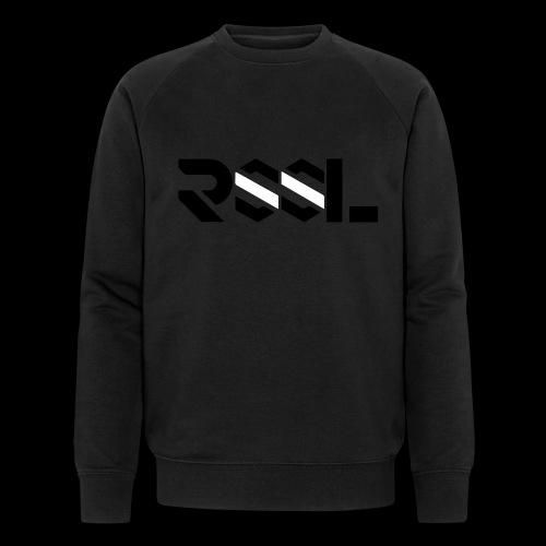 RSSL-white-black - Männer Bio-Sweatshirt von Stanley & Stella