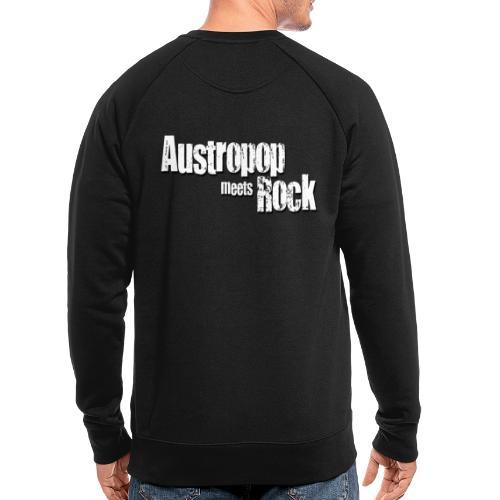 Austropop meets Rock classic back - Männer Bio-Sweatshirt