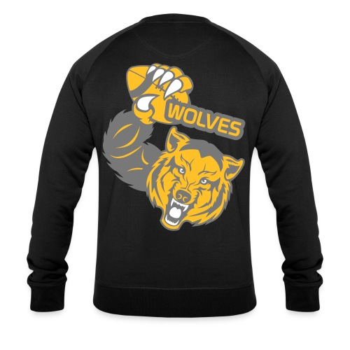 Wolves Rugby - Sweat-shirt bio Stanley & Stella Homme