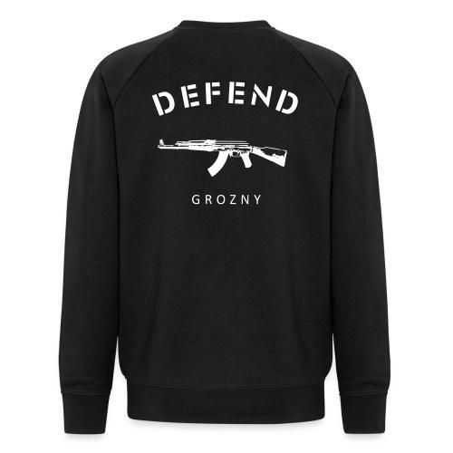 DEFEND GROZNY - Men's Organic Sweatshirt