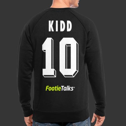 FootieTalks 10 - Men's Organic Sweatshirt