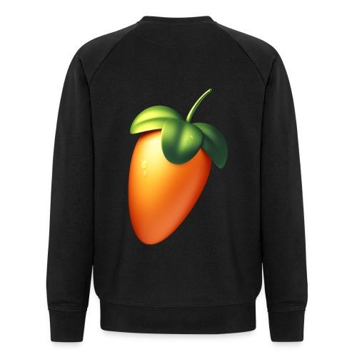 Fruit drops no shadow - Men's Organic Sweatshirt