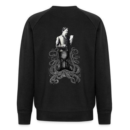 krakenmann - Männer Bio-Sweatshirt