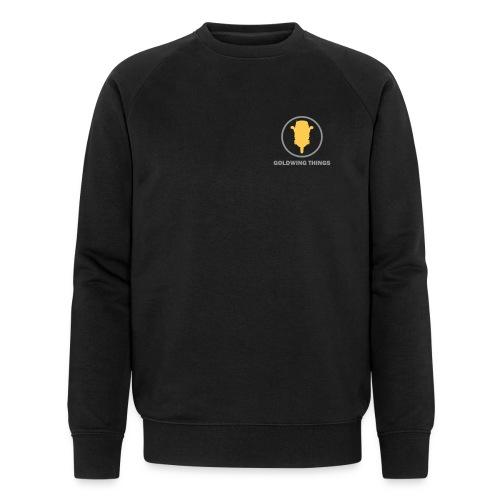 Goldwing Things Logo - Männer Bio-Sweatshirt von Stanley & Stella