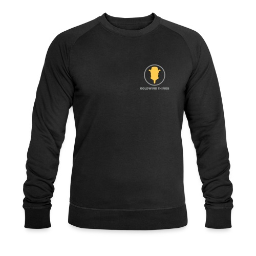 Goldwing Things Logo - Männer Bio-Sweatshirt