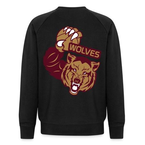 Wolves Basketball - Sweat-shirt bio Stanley & Stella Homme