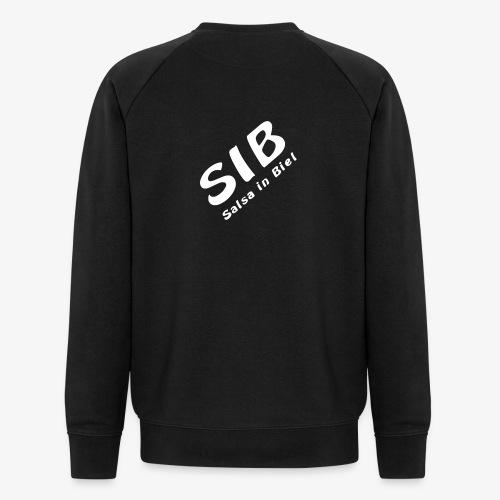 Tanzschule SIB / Salsa In Biel - Männer Bio-Sweatshirt von Stanley & Stella