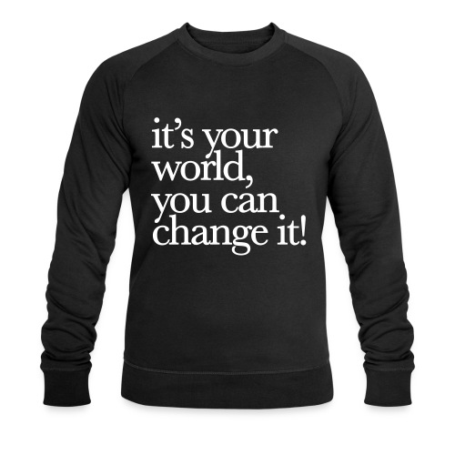 (yourworld) - Männer Bio-Sweatshirt von Stanley & Stella