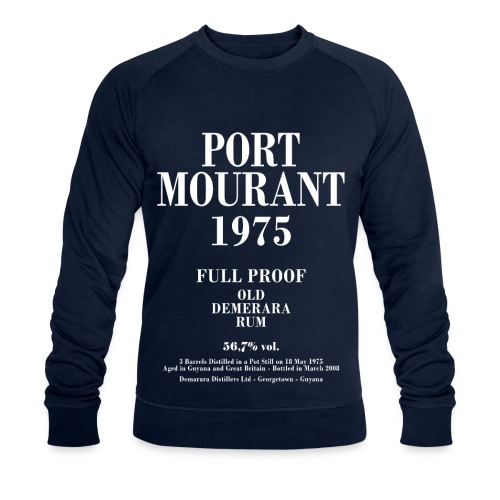 PM 1975 Velier Demerara Designs - Økologisk Stanley & Stella sweatshirt til herrer