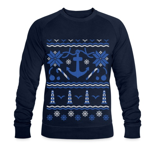 Baltic Christmas - Männer Bio-Sweatshirt von Stanley & Stella