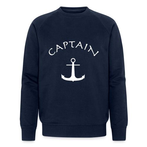 Captain T-shirt for men - Sweat-shirt bio Stanley & Stella Homme
