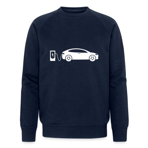 Laddande elbil - Ekologisk sweatshirt herr från Stanley & Stella