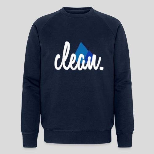boostapparel design - clean car - Männer Bio-Sweatshirt von Stanley & Stella