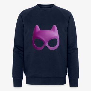 Bat Mask - Ekologiczna bluza męska Stanley & Stella