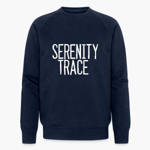 Serenity Trace LOGO W - Økologisk sweatshirt for menn fra Stanley & Stella