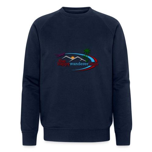 The Happy Wanderer Club Merchandise - Men's Organic Sweatshirt by Stanley & Stella