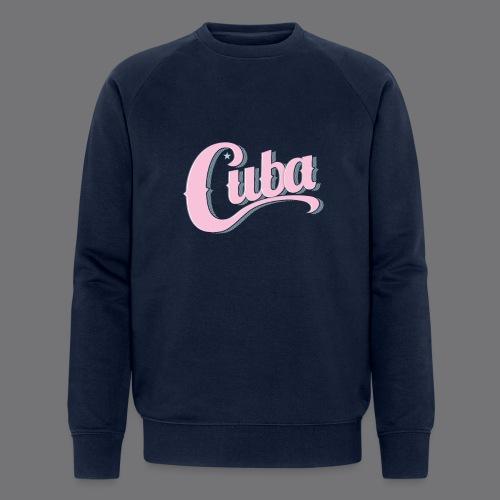 CUBA VINTAGE Tee Shirt - Men's Organic Sweatshirt by Stanley & Stella