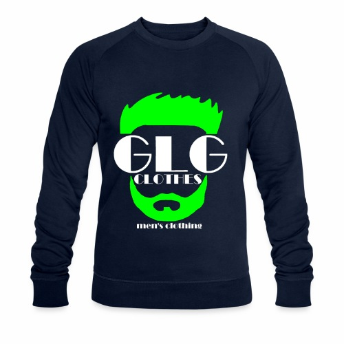 LOGO vert png - Sweat-shirt bio Stanley & Stella Homme