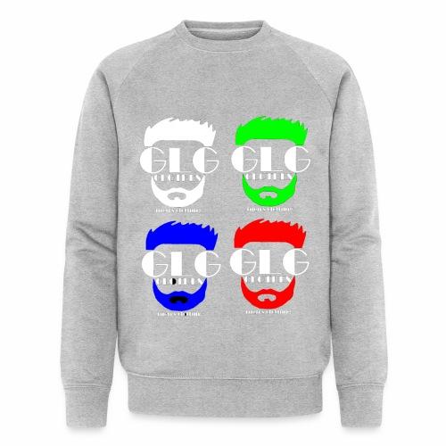 carrée de couleur png - Sweat-shirt bio