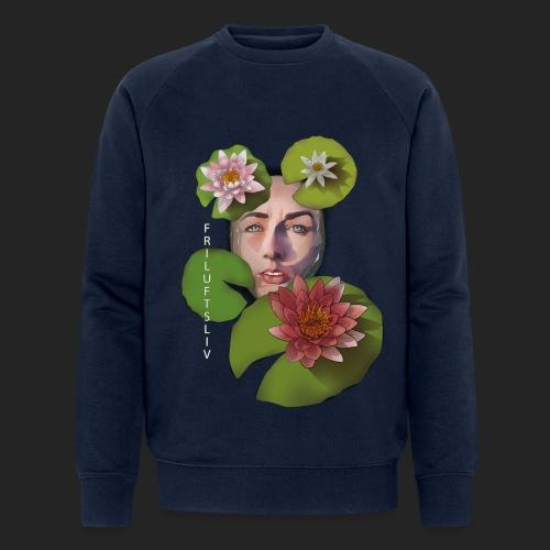 Friluftsliv L'art de se connecter avec la nature - Sweat-shirt bio Stanley & Stella Homme
