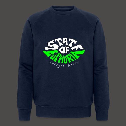 SOE logo - Men's Organic Sweatshirt by Stanley & Stella