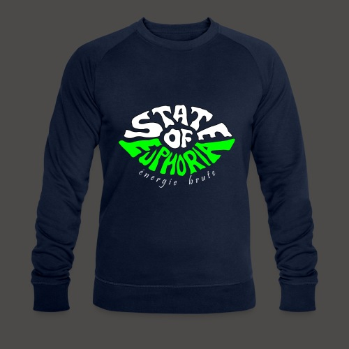 SOE logo - Men's Organic Sweatshirt
