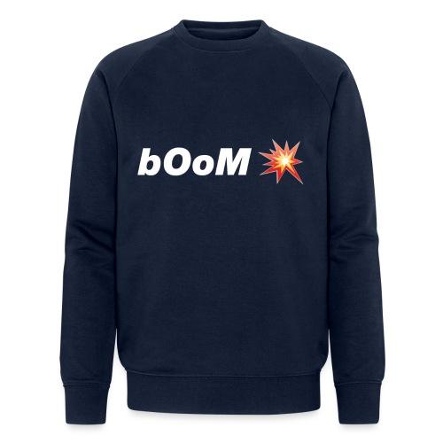 bOoM - Men's Organic Sweatshirt