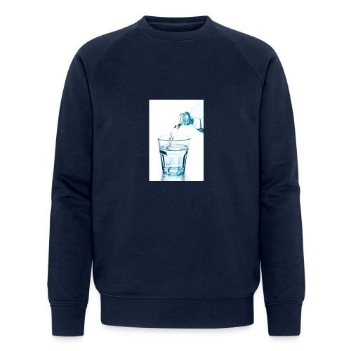 Glas-water-jpg - Mannen bio sweatshirt van Stanley & Stella