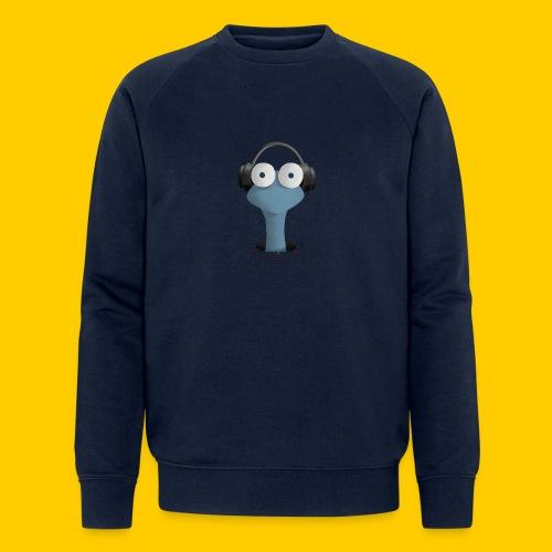 Musicworm - Ekologisk sweatshirt herr från Stanley & Stella
