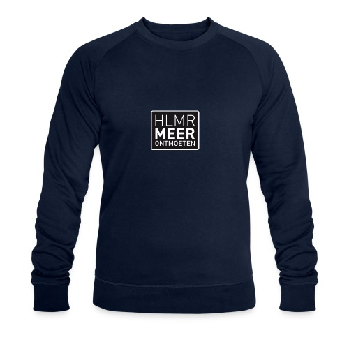 hlmr ontmoeten w op drukwer 500 - Mannen bio sweatshirt van Stanley & Stella