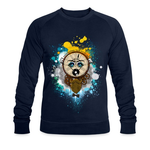 Remember the futur Souviens toi du futur - Sweat-shirt bio Stanley & Stella Homme